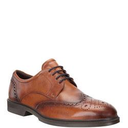 Lisbon Mens Shoe Orange