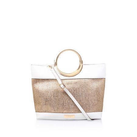 Rosie Metal Handle Bag