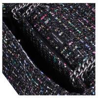 Tweed Lg Kensington Bag