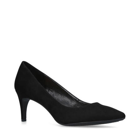 Erika Court Shoe Black