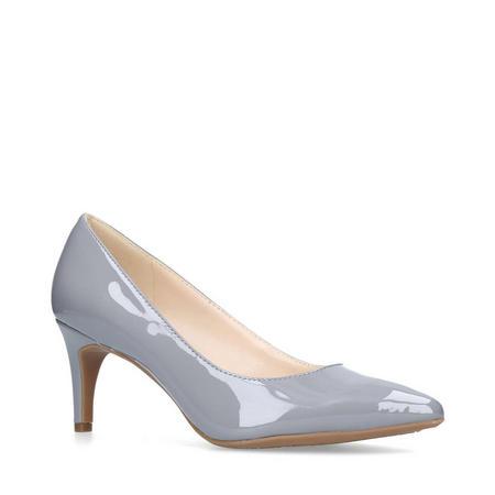 Erika Court Shoe Grey