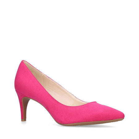 Erika Court Shoe Pink