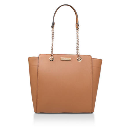 Rate Tote With Part Chain Tote Bag