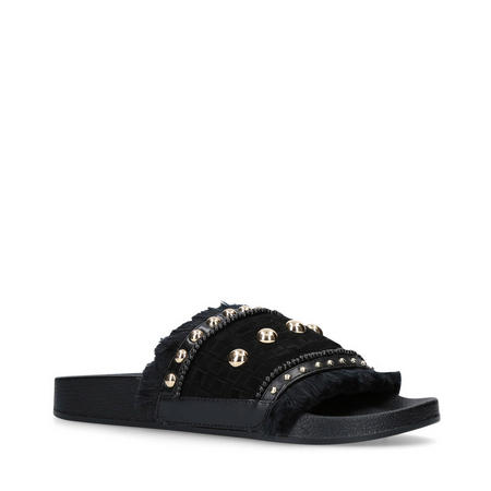 Karate Sandal Black