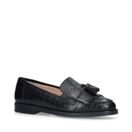Leona Loafer Black