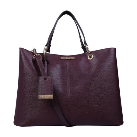 Samantha Slouch Tote Red