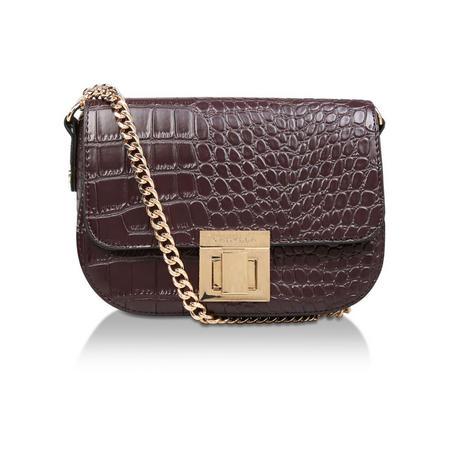 Carvela Sara Clean Saddle Bag 883912646bac7