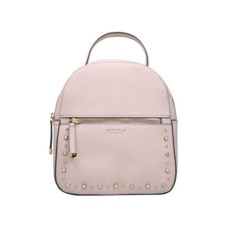 Sooty Mini Backpack White