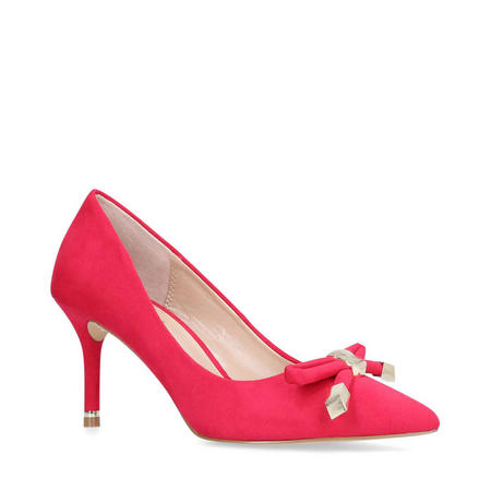 Kupid Court Shoe Pink