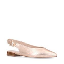 Milo Sandal Metallics