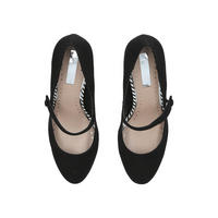 Calvin Court Shoe Black