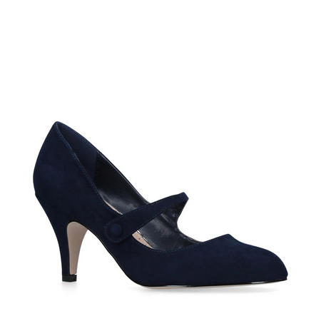 Calvin Court Shoe Navy