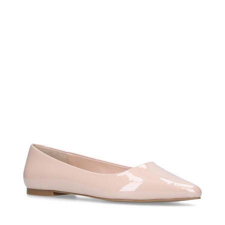 Mousey Pump Brown