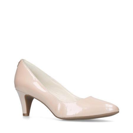 Rosalie Court Shoe Brown