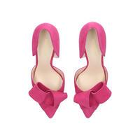 Mcfally Court Shoe Pink