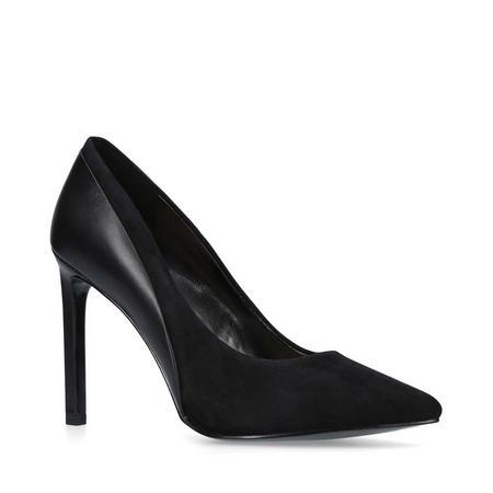 Taymra Court Shoe Black