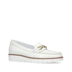 Casper Loafer White