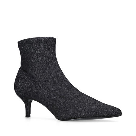 Sense Ankle Boot Black
