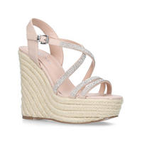 Peach Sandal Brown