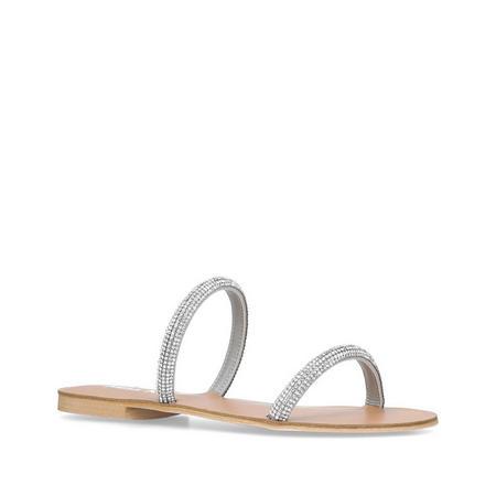 Royal Sandal Silver-Tone