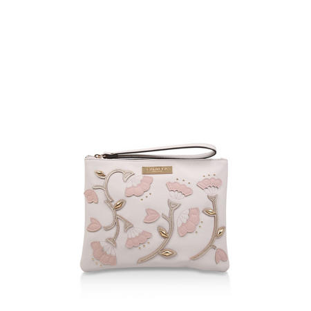 Sonia Flower Double Pouch