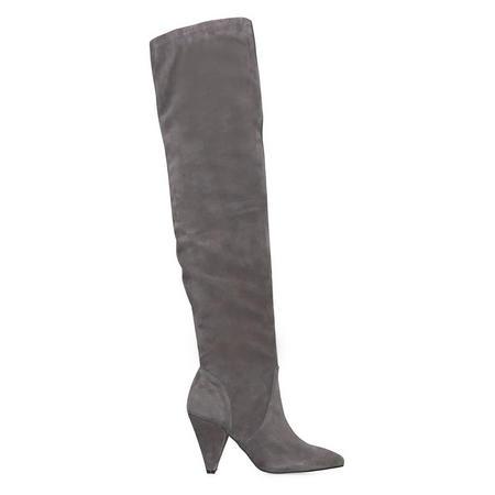 Violet Knee High Boot