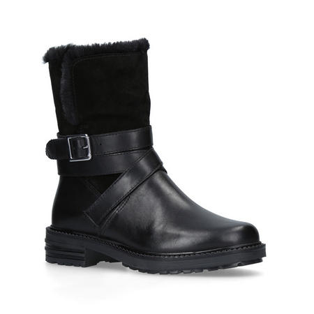 Soldier Ankle Boot