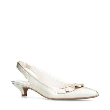 Elanore Sandal Gold