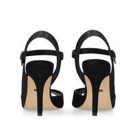 Louise Court Shoe Black