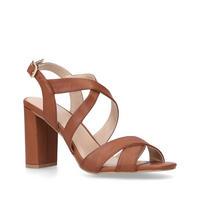 Saddle Sandal Brown