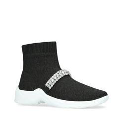 Linford Sock Jewel Trainer