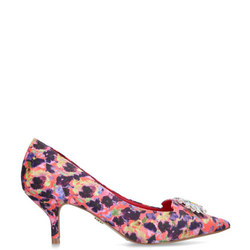 Pia Jewel Court Shoe
