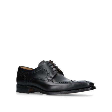 Larry Wingcap Derby Shoes
