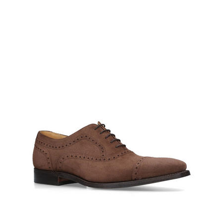 Luke Tc Punched Derby Shoes