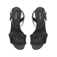 Bella Flex Mid Sandal Black
