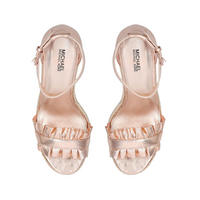 Bella Wedge Sandal Pink