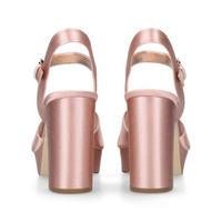 Divia Platform Sandal Pink