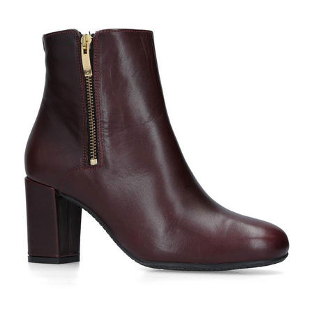 Rail Ankle Boot