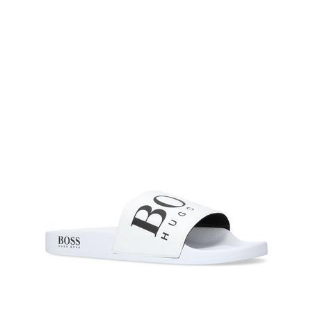 Solar Slide Sandals