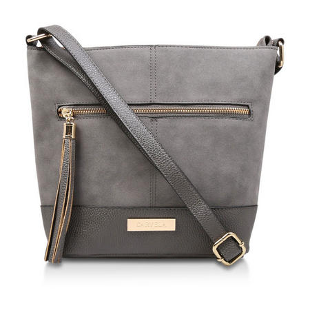 Betty Zip Top Tassel Bag
