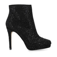 Sketch Jewel Ankle Boot