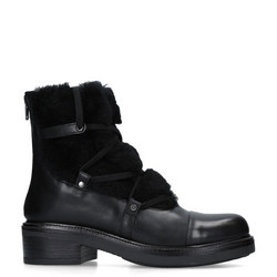 Sharp Biker Boot