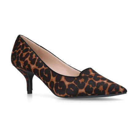 Peony Court Shoe