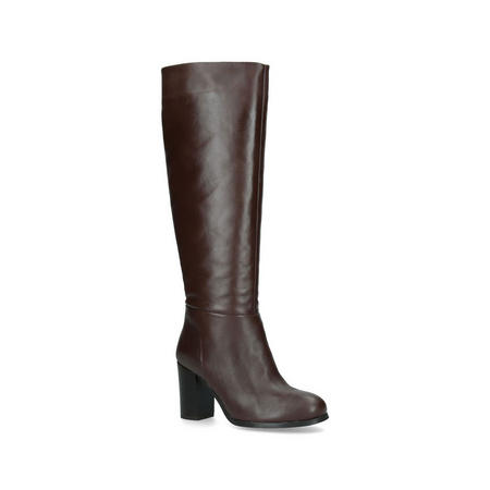 Exulvie Knee High Boot
