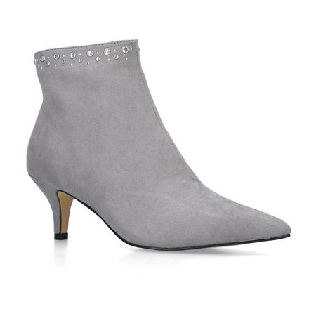 Carbon Ankle Boot