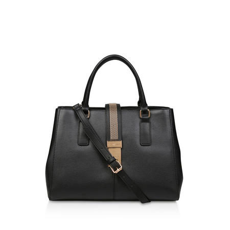 Chrissy Chain Front Tote