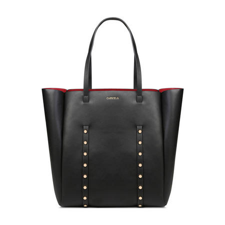 Claudia Stud Shopper