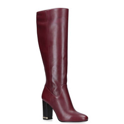 Walker Boot Knee High Boot