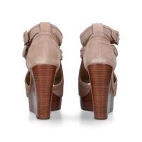 Blaze Open Toe Shoe Boot