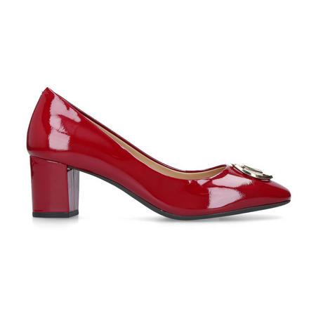 Dena Flex Mid Pump Court Shoe